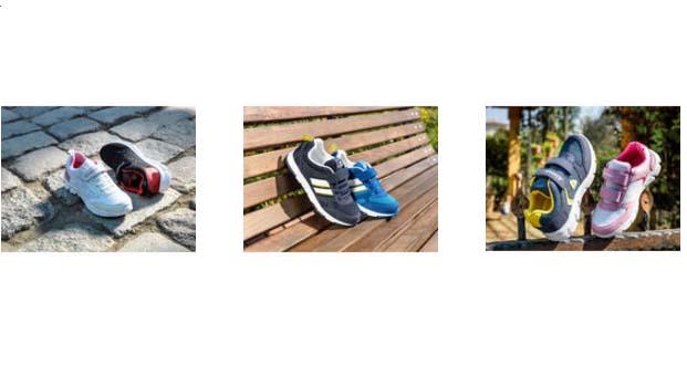 Çocukların ayak sağlığını koruyan ayakkabılar Letoon'dan