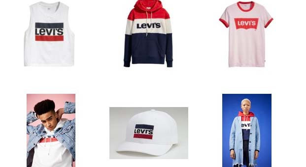 Modanın nabzı Levi's'ın spor giyim koleksiyonunda atıyor
