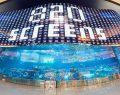 LG, Dubai'de dünyanın en büyük OLED ekranını tanıttı