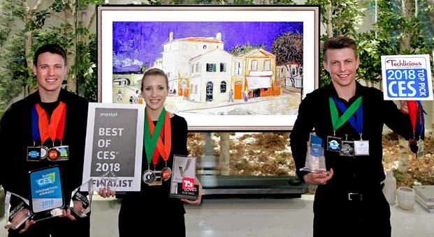 LG AI OLED TV En İyi TV Ödülü'nün sahibi oldu