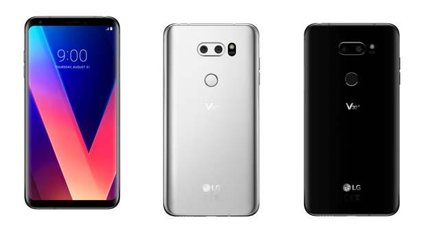 LG V30+ Türkiye'de satışa çıkıyor