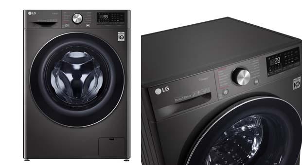 Yeni LG ÇamaşırMakineleri AI DD teknolojisiyle ekstra performans sağlıyor