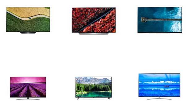 LG, InnoFest MEA'da 2019 Premium TV'lerini tanıttı