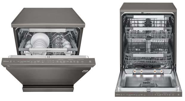 LG bulaşık makineleri ile mutfaklar daha akıllı, daha sağlıklı