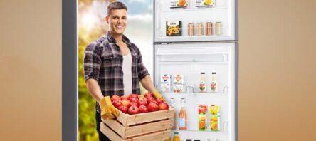 LG Nature Fresh özellikli dondurucu üstte buzdolabı ile gelenekler teknolojiyle buluştu