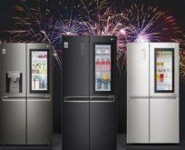 Yorumunu yap, LG InstaView Buzdolabı kazan