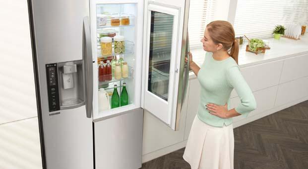 LG'nin akıllı mutfak teknolojileri hayatı kolaylaştırıyor