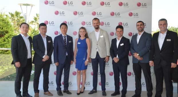 LG Türkiye, iklimlendirme ve enerji çözümlerini iş ortaklarına tanıttı