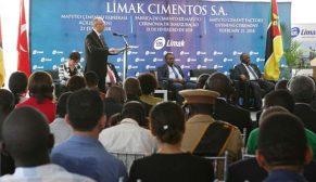 Limak'tan Mozambik'e 50 milyon dolarlık yatırım