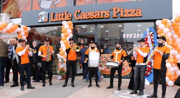 Little Caesars Samsun'daki ilk şubesini açtı