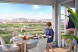 Tuzla'nın en geniş daireleri Lokum Manzara'da