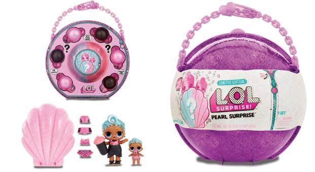 L.O.L. Sürpriz ürünlerinden birbirinden tarz bebekler ve aksesuarlar