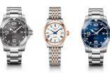 Longines HydroConquest Koleksiyonunun lider saatlerine yeni bir soluk