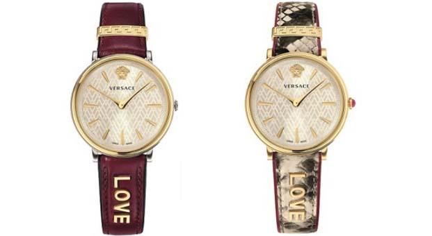 Versace V-Circle Manifesto ile aşkı bileklerinizde hissedin