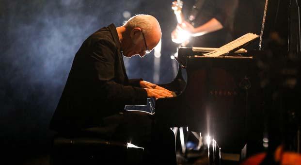 Ludovico Einaudi izleyicisini 2 saat boyunca büyüledi