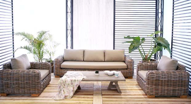 Yaz ayları için mobilya seçiminde 5 temel püf nokta