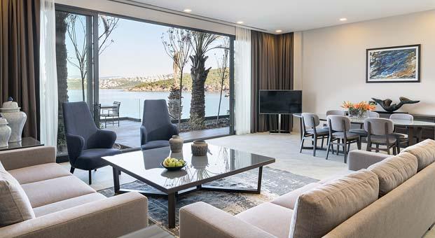 Özel misafirler için Private Water Front Villa