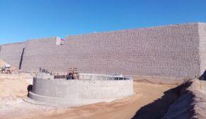 Çöpler Altın Madeni'nde Tekno Maccaferri imzası