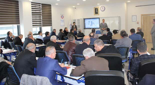 MASFED'e bağlı bütün Türkiye'deki dernek başkanları Ankara'da bir araya geldi