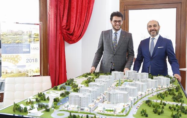 MAG 5 Dubai South projesi Türk yatırımcılara tanıtıldı