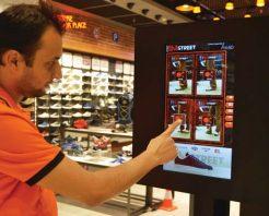 Perakende mağazacılık dijitalleşiyor…