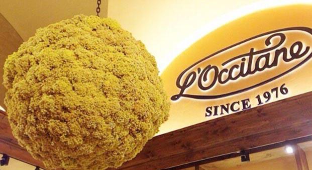 L'Occitane İzmir'de 4. mağazasını açıyor