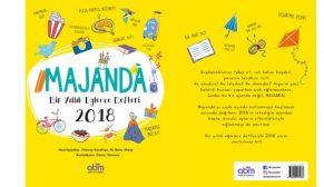ABM Yayınevi'nden 2018 yılı için Majanda ve aile takvimi
