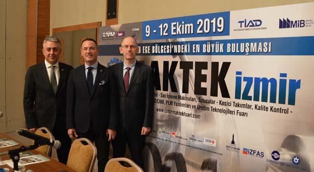 Maktek İzmir basın toplantısı gerçekleşti