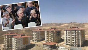 TOKİ Malatya Darende'de 241 konutun sahipleri belirledi