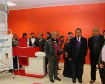 Malezyalılar, Başakşehir'e hayran kaldı