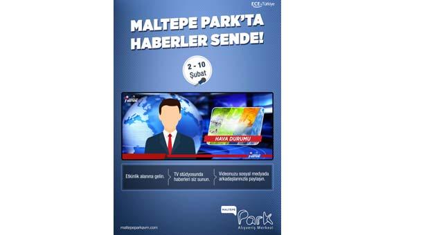 Maltepe Park AVM'de haber spikeri olun