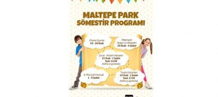 Maltepe Park'ta hem eğlen hem öğren