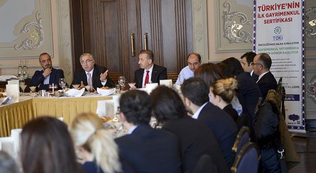 Ergün Turan: Türkiye'de gayrimenkul piyasasının büyüyeceğine inanıyoruz