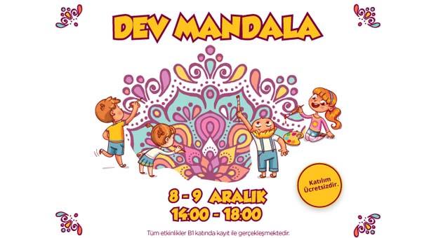 Mandala boyama ile gizemli desenleri keşfet
