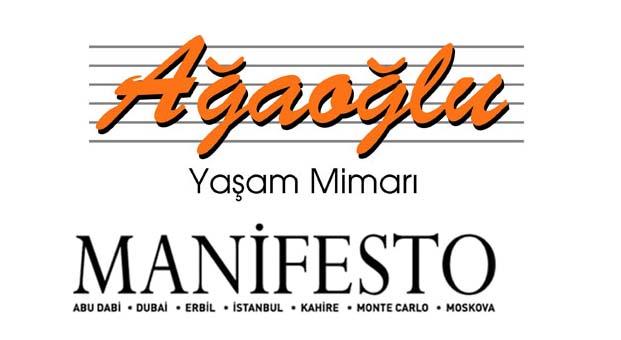 Manifesto, Ağaoğlu Şirketler Grubu'nun iletişim danışmanı oldu