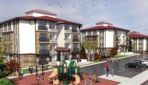 Kahramanmaraş Pazarcık'a yöresel mimaride 141 konut