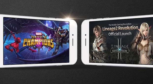 Netmarble oyunları 77 ülkenin App Store sıralamasında ilk 5 içinde