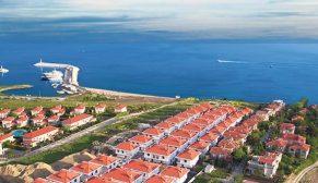 Asrın Konakları Marina'da villalar satışa çıktı