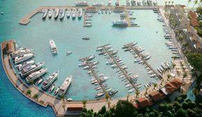 Karadağ'ın yeni gözdesi Portonovi Marina'nın işletmeciliğini D-Marin aldı
