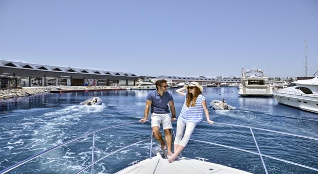 Tuzla, Viaport Marina ile deniz turizminde devler ligine çıktı!