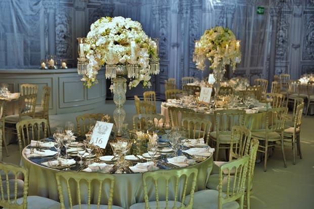 İstanbul Marriott Hotel Şişli'de çiftlere özel masal gibi düğünler