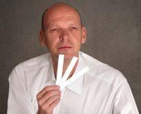 Ünlü parfümör Mart Buxton Hilltown AVM'ye özel koku tasarlayacak
