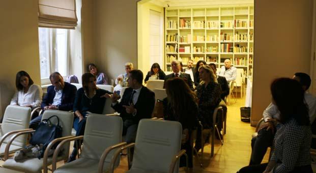 Yüzyıllık Markalar Derneği yeni üyeleri ileİstanbul Araştırmaları Enstitüsünde buluştu