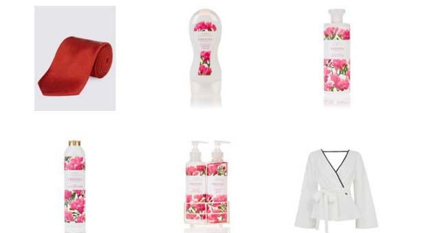 Sevgililer Günü'nde en özel hediye seçenekleri Marks & Spencer'da