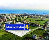 Marmara Evleri 4'te ödemelerin yarısı teslimde