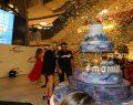 Derya Şensoy 5.Yılını kutlayan Marmara Park'ta şans dağıttı…
