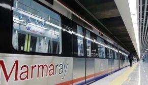 Marmaray geceleri yük taşıyacak