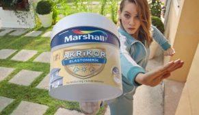 Marshall Akrikor Dış Cephe Boyası, yeni reklam filmiyle yayında