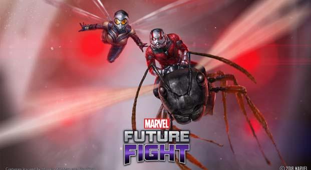 Ant-Man ile Wasp MARVEL Future Fight'a katıldı