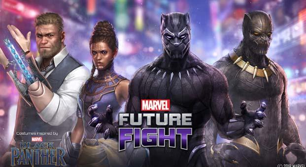 Kara Panter pençelerini Marvel Future Fight'ta atıyor